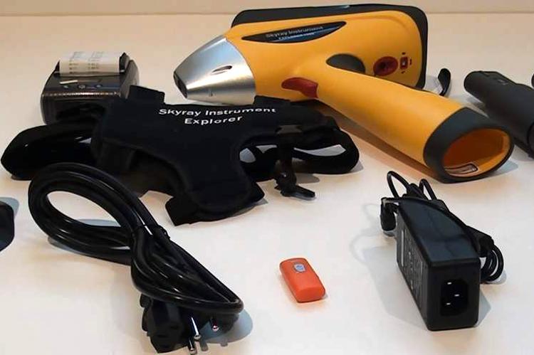 手持式 X 射线荧光光谱仪在牙科非贵金属无损检测中的应用-fudajzx.com北纳标物网