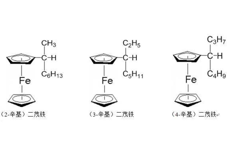 辛基二茂铁同分异构体标准物质的制备-www.ravenmoonsmedia.com北纳标物网