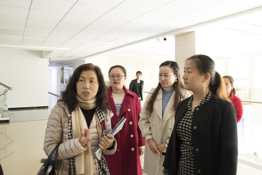 河南省发改委领导莅临北纳生物调研考察-www.bncc.org.cn北纳生物